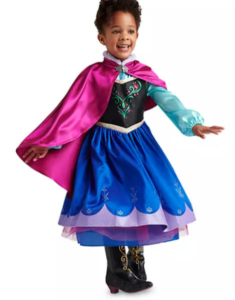 Anna Costume Collection for Kids - Frozen