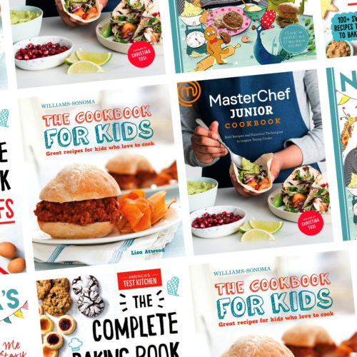 The Best Kids Cookbooks for Tiny Chefs in Training