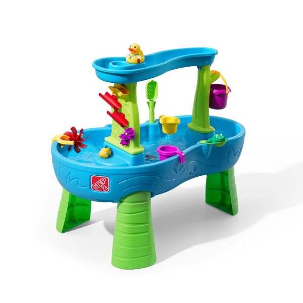 Kids Water Play Table with 13-Pc Accessory Set
