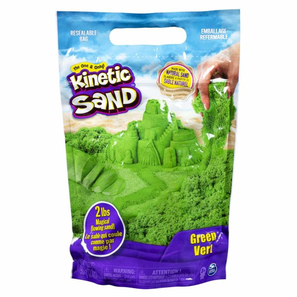 Kinetic Sand The Original Moldable Sensory Play Sand