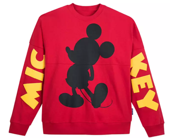 Mickey Mouse Spirit Jersey for Adults – The Mickey Mouse Club