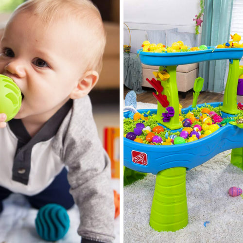 Sensory Toys All Kids Can Enjoy