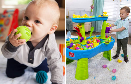Sensory Toys All Kids Can Enjoy