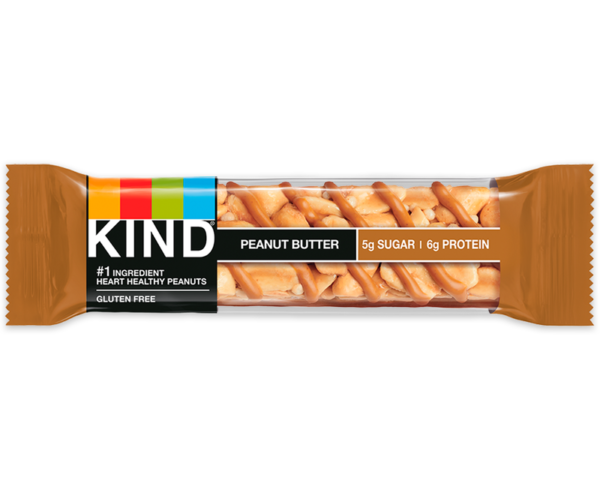 Peanut Butter Kind Bar 12 count