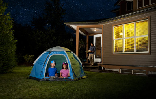 Everything You Need to Have A Backyard Camping Experience Like No Other