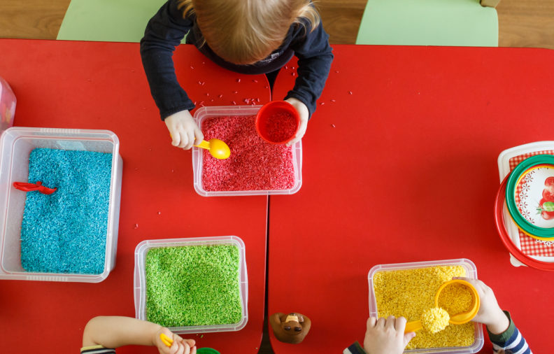 11 Fun Activities for Kids with Items from Your Pantry