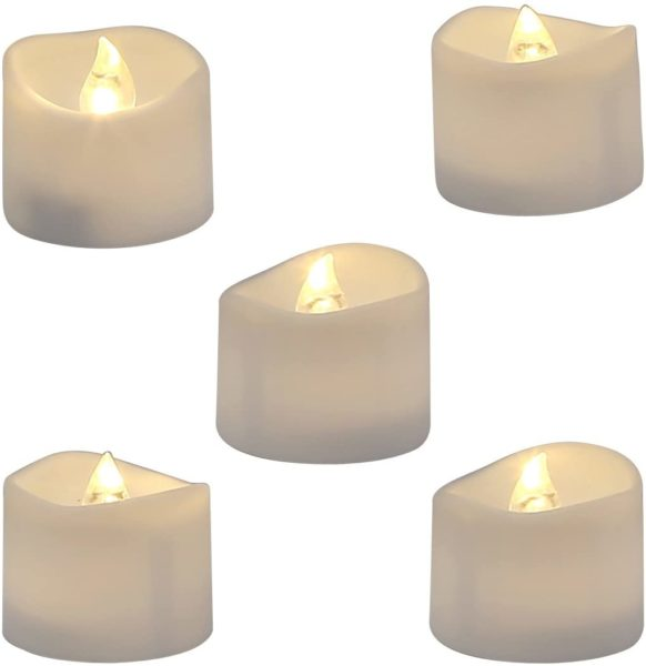 12 Pack Flameless Candle