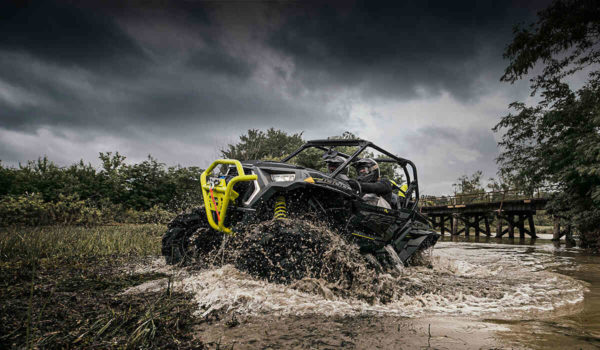 Polaris Rzr XP 100 High Lifter