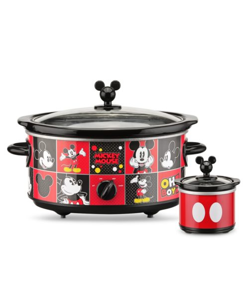 Mickey Mouse 5-Quart Slow Cooker