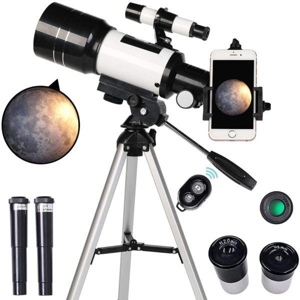 Smartphone Compatable Telescope