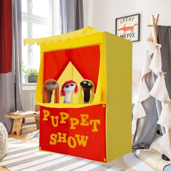 Puppet Show Stand