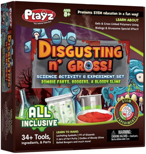 Playz Disgusting n' Gross Kit