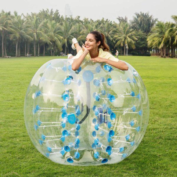 YUEBO Bumper Bubble Soccer Balls for Kids/Adults