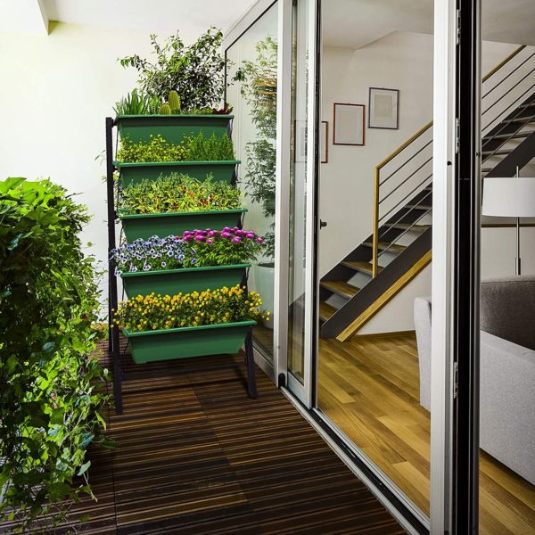 Vertical Raised Garden Bed