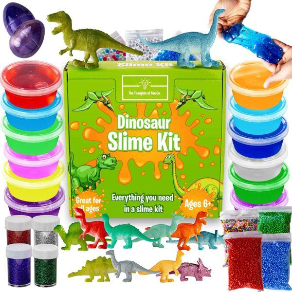 Dinosaur Slime Kit