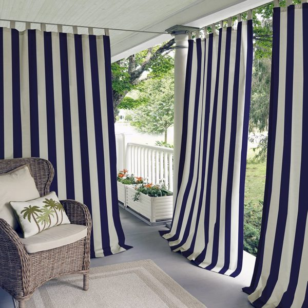 Curtain Panel for Patio or Pergola