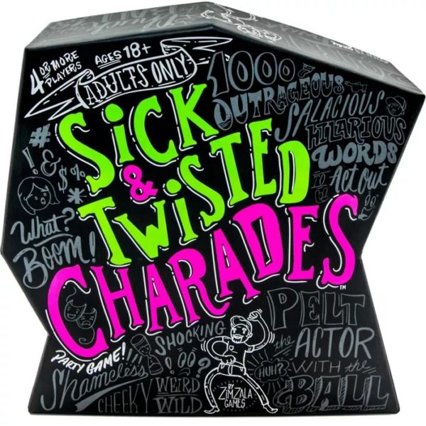 Sick and Twisted Charades