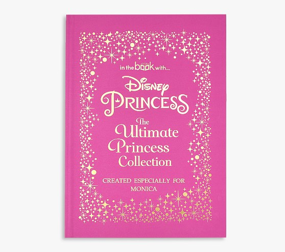 Disney Princess Ultimate Collection Personalized Storybook