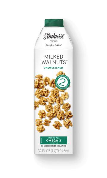 Elmhurst Unsweetened Milked Walnut