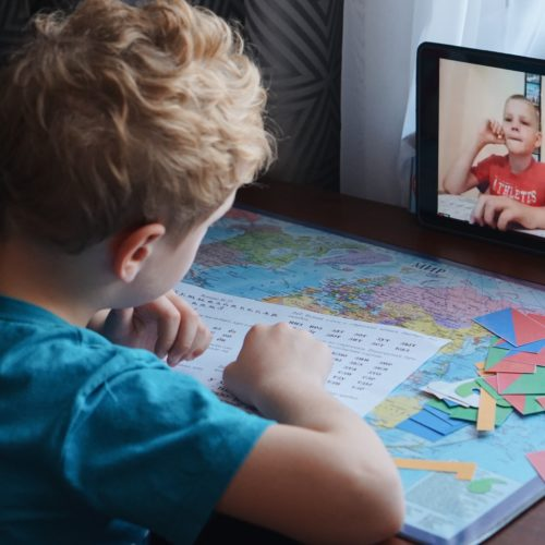 10 Ideas for Spending Long Distance Time with Family