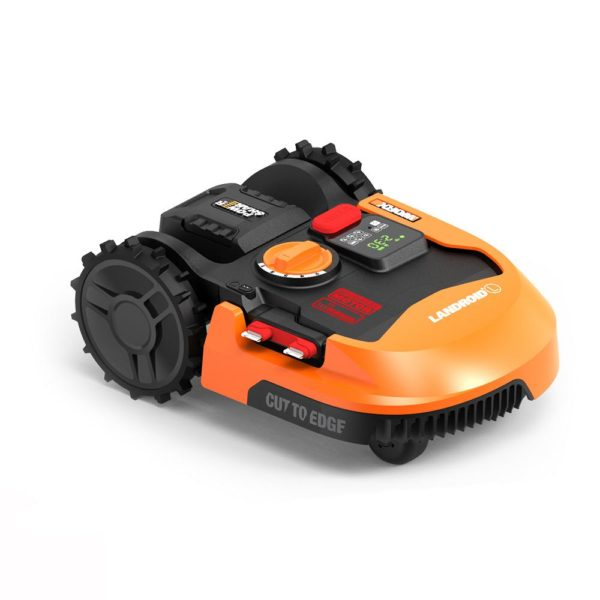 Lithium-Ion Robotic Landroid L Mower