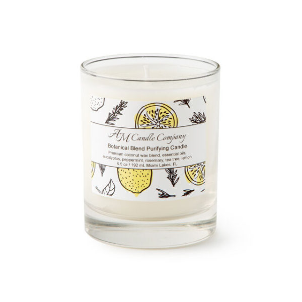 Air Purifying Candle