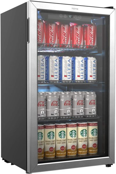 Beverage Refrigerator and Cooler