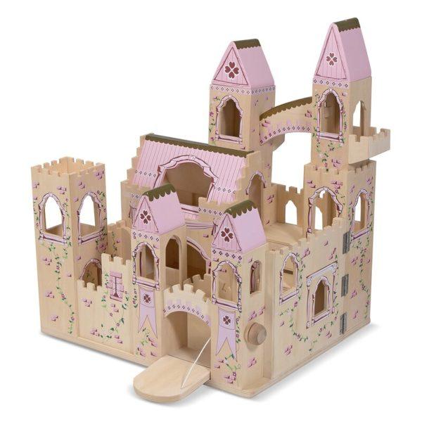 Folding Play Castle