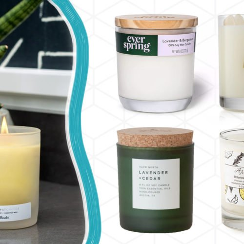 12 Less-Toxic Candles for A Calming Space