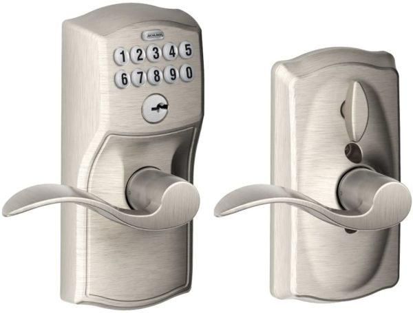 Schlage Camelot Keypad Entry