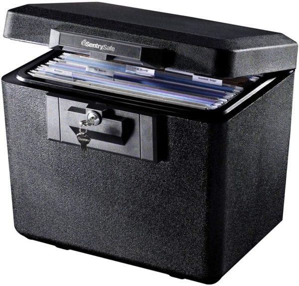 SentrySafe Fireproof Box