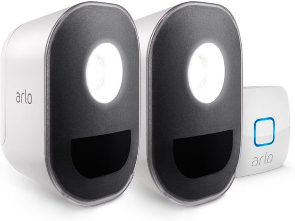 Smart Home Security Light