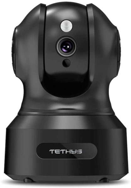 TETHYS Wireless Security Camera 1080P