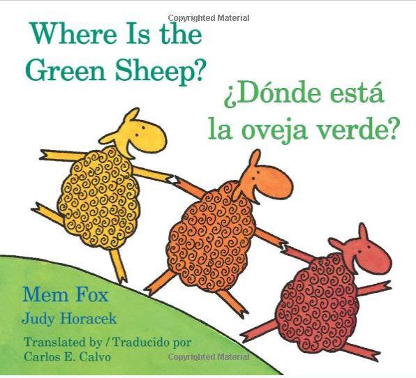 Donde esta la oveja verde?