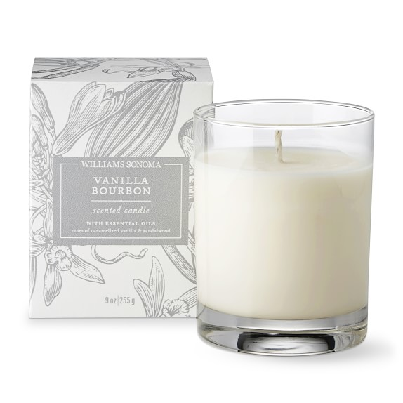Vanilla Bourbon Candle