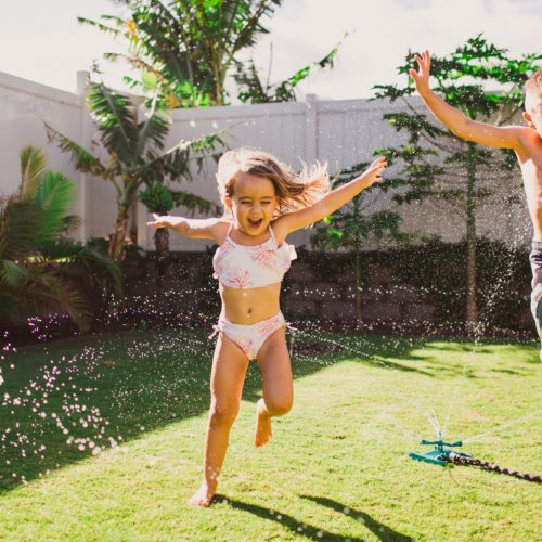 Pools, Splash Pads, and Blow-Ups That Transform Your Backyard Into A Waterpark