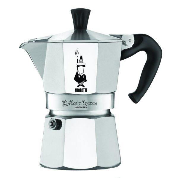 Bialetti 3 Cup Moka Stovetop Espresso Maker