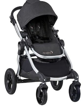 Baby Jogger® City Select® Stroller in Jet