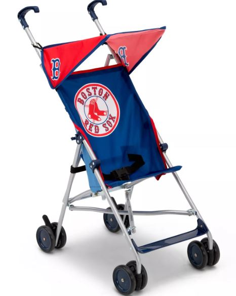 Delta Children MLB Lightweight Umbrella Stroller