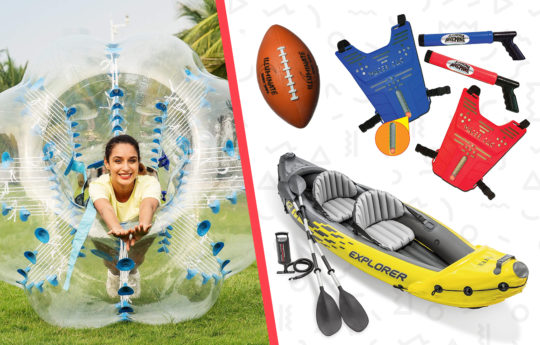 12 Exciting Products That Will Get the Family Moving