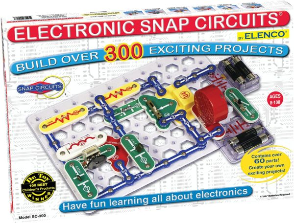 Snap Circuits Classic Electronics Exploration Kit