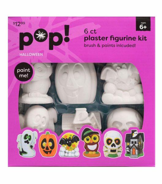 POP! Plaster Figurines Halloween 6pk