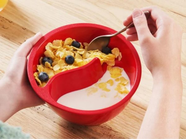 Obol Never Soggy Cereal Bowl