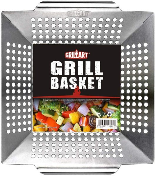 GRILLART Grill Basket