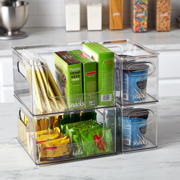 The Home Edit Stacking Pantry Bin