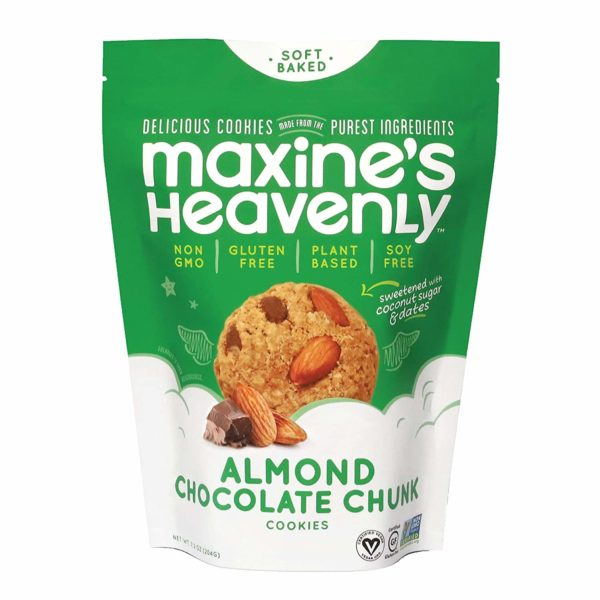 Maxine's Heavenly Almond Chocolate Chunk Cookies