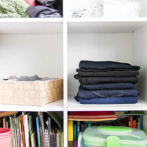 Everything You Need to Organize a Small Space