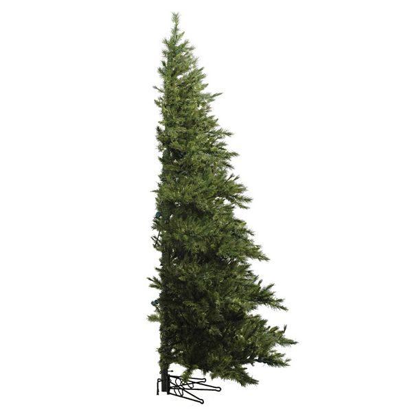 Vickerman 6.5-ft. Pre lit Westbrook Pine Artificial Half Tree
