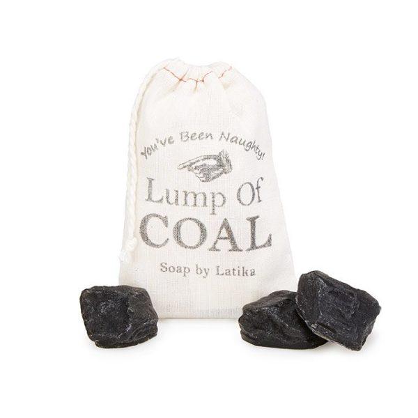 Bag of Coal Soaps