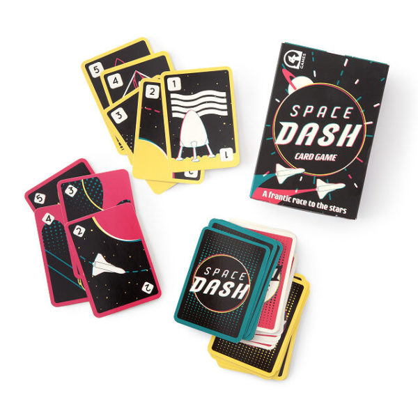 Space Dash - Sequence Card Game